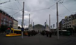 Centralbahnplatz