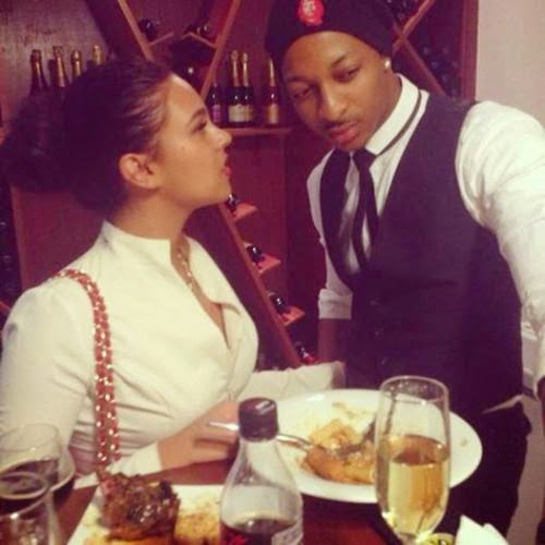 Yeah He Moved On Nollywood Actor Ik Ogbonna Flaunts His New Colombian Girlfriendphotos