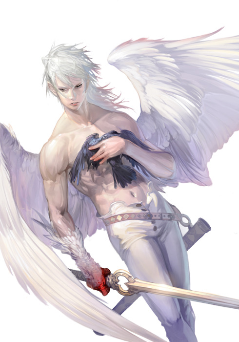 White Wings Angel, Angels 1