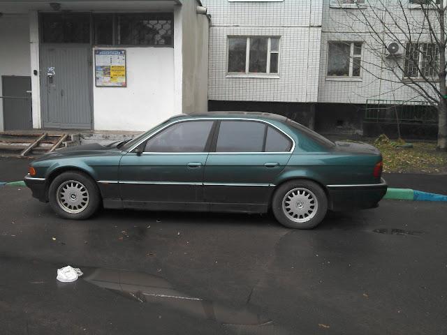 BMW E38 Club - 728 96гв. 218 тыщ пробега. Продается.