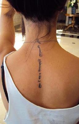 Arabic Tattoos  Tattoostime