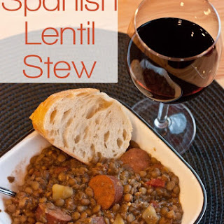 Spanish Lentil Stew (Lentejas) Recipe