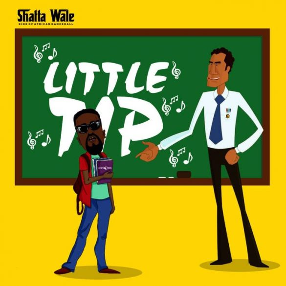 Download Song: Shatta Wale – Little Tip (Sarkodie Diss) (Produced. by Paq). Mp3