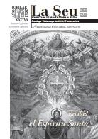 Hoja Parroquial nº508 - Recibid el Espíritu Santo. 600 aniversario de la erección de la Iglesia Colegial Basílica de Santa María de Xàtiva. 2013