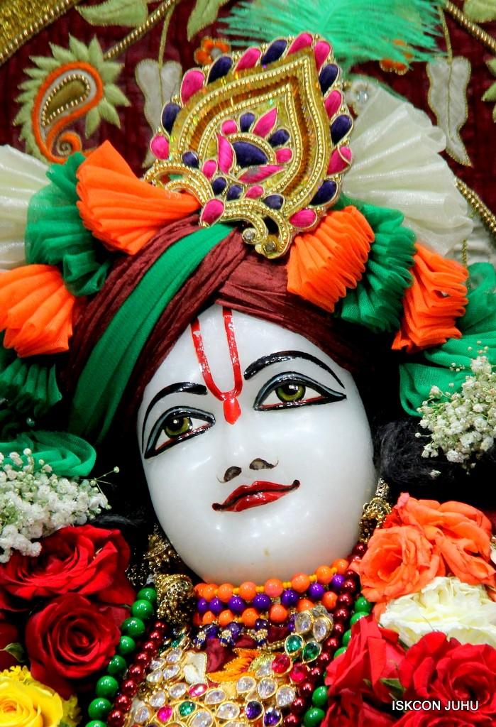 ISKCON Juhu Sringar Deity Darshan on 2nd Jan 2017 (47)