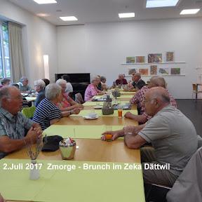 Zmorge - Brunch im Zeka Dättwil