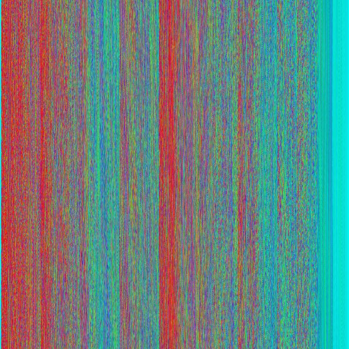 musica generativa processing parametric visualizacion sonora