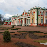 Дворец Кадриорг в Таллине