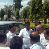 Somashekar Reddy visit to SHIMUL