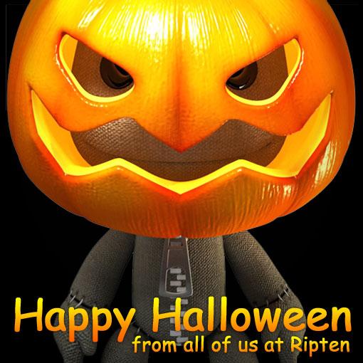 Happy Halloween 22, Halloween