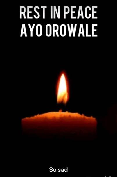 Dreamfm Radio OAP Ayo Orowale is Dead