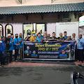 Sambut Idul Fitri, KNPI Medan Area Safari Ramadhan Bersama di Masjid Al-Hidayah