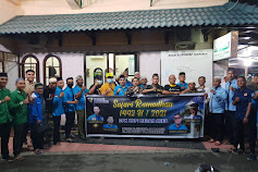 Sambut Idul Fitri, KNPI Medan Area Safari Ramadhan di Masjid Al-Hidayah