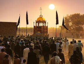 The Devine Procession
