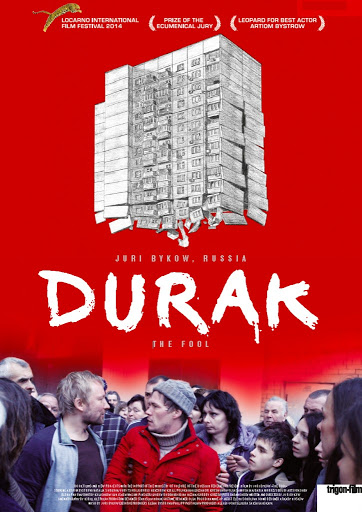 Ο ηλίθιος (Durak / The Fool) Poster
