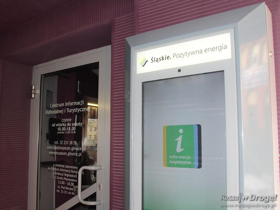 Śląska informacja turystyczna - zamknięta w poniedziałek