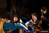 Concerto di aperturaEmanuele SegreKaleido Ensemblemusiche di Mussorgsky - Rodrigo - RavelForte di Fuentes 5 luglio 2008