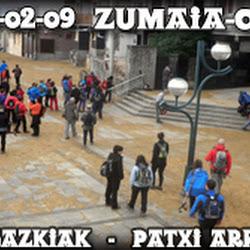 Patxi Arruti Zumaia-Orio