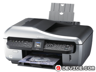 pic 1 - how to download Canon PIXMA MX7600 printing device driver
