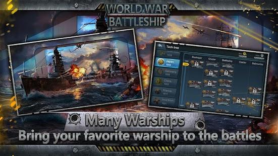 World War: Battleship - náhled