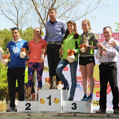 Carrera El Porvenir 2017 - Trofeos
