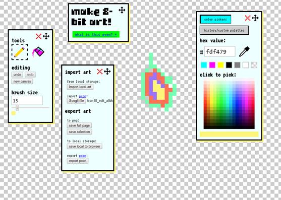 make-8-bit-art
