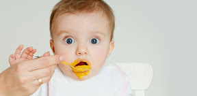 lien taille assiette bébé et appétit