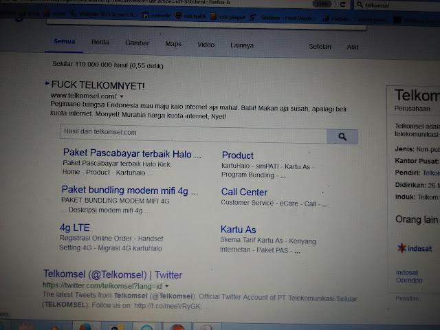 situs telkomsel dibobol hacker, situs telkomsel diretas, telkomsel di hack