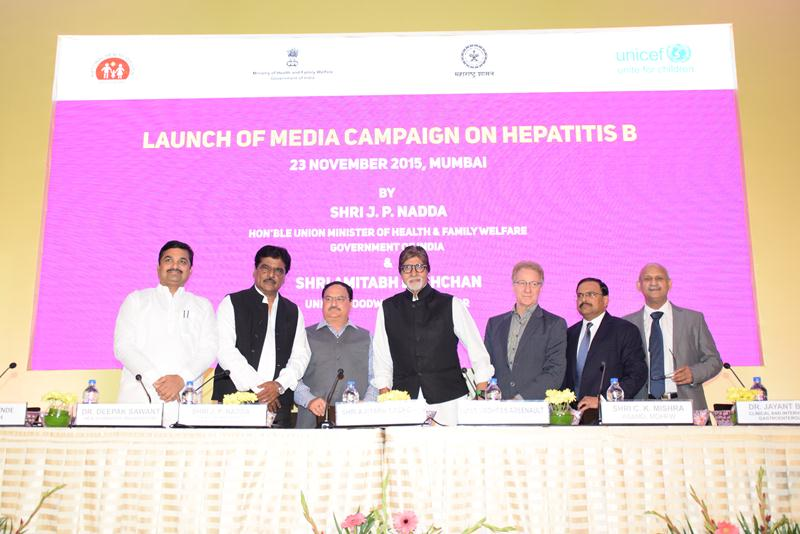 Launch of Media Campaign on Hepatitis B - 12