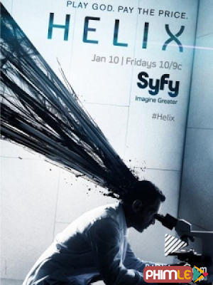 Phim Đại Dịch 1 - Helix season 1 (2014)