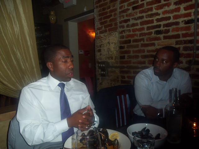 Executive Dinner Chat with DeKalb Co. Commissioner Lee May - Oct%2B22%252C%2B2011%2B012.JPG