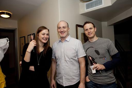 Alison, Todd, Scott