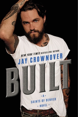Review: Built by Jay Crownover