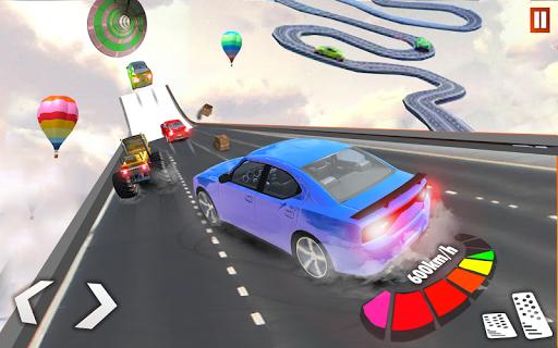 Ramp Car Stunt Races GT Car Impossible Stunts Game 1.0.59 screenshots 10