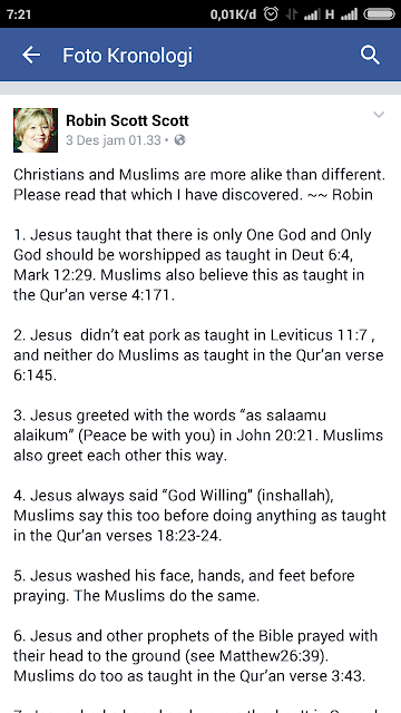 Quran and Bibel Compared