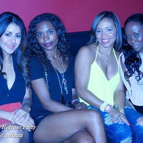 SUAV Album Release Party - Moca Cafe, Miami