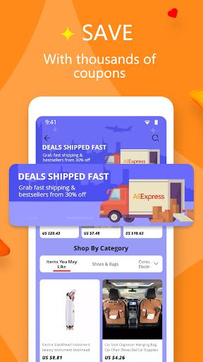 AliExpress - Smarter Shopping, Better Living 8.15.3 Screenshots 3