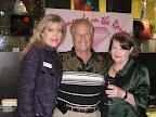 Kenda Nelson, Frank Cosmano and Dr. Delaina Walker-Batson .