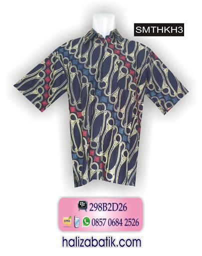 model baju batik terbaru, model baju batik terkini, jual baju