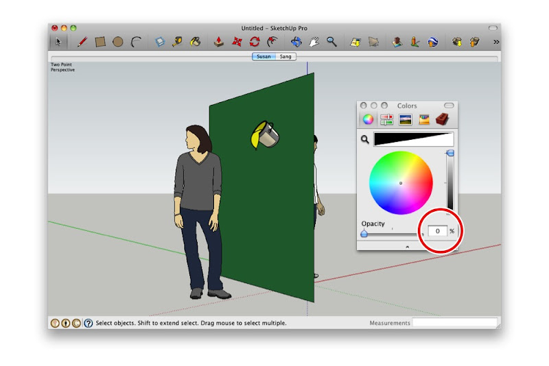 Getting a better view of small interior spaces | SketchUp Blog