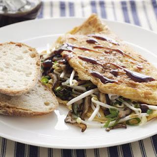 Asian Omelettes