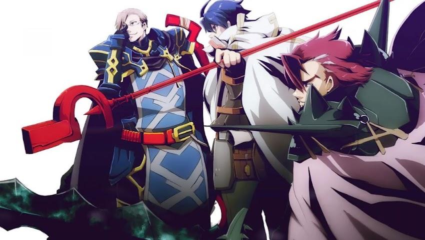 (Anime) Log Horizon: Entaku Houkai (Chân Trời Ký Lục 3) [Hoàn thành]