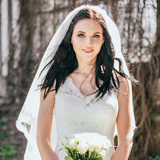 Wedding photographer Irina Siverskaya (siverskaya). Photo of 16.05.2018