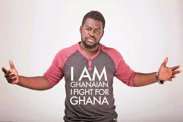 """""""If my daughter says 'daddy, I want to be a prostitute' I will not discourage her"""" Ghanaian artiste manager Bulldog says"""