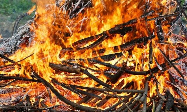 Pasar Baru Kota Bekasi Dilahap Api, Kerugian Ditaksir Sampai 500 Juta Rupiah