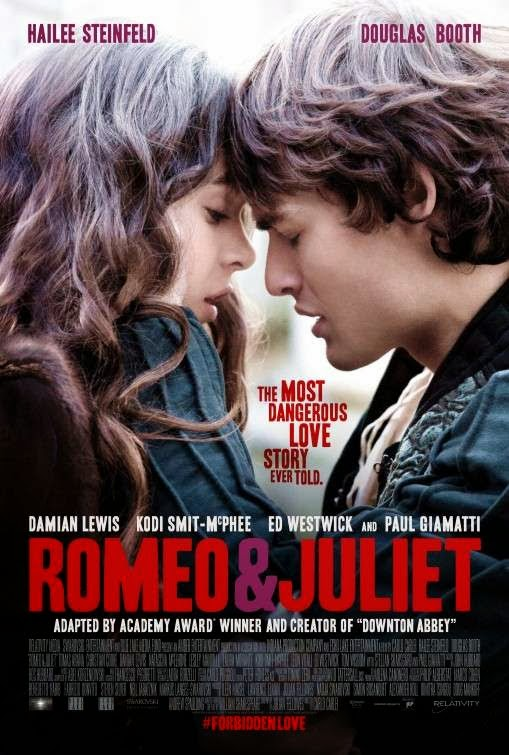 Poster Of English Movie Romeo and Juliet (2013) Free Download Full New Hollywood Movie Watch Online At Alldownloads4u.Com