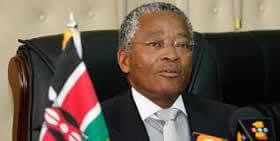 Ambassador Ali Mwakwere elected as WDP Chairman. PHOTO  RMS