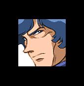 Wilder Katz Mobile Suit Gundam F91: Formula Report 0122