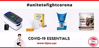 Covid-19 essential items to buy online