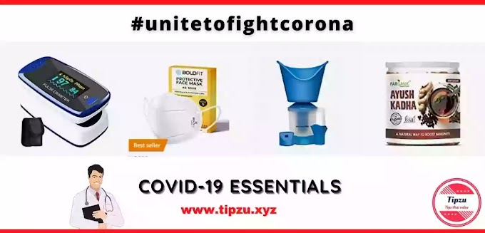 Covid-19 essential items to buy online   10 must-have things to buy during Covid